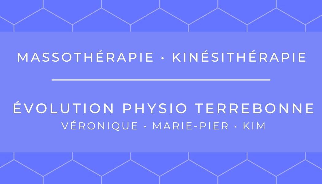Massothérapie - Évolution Physio Terrebonne