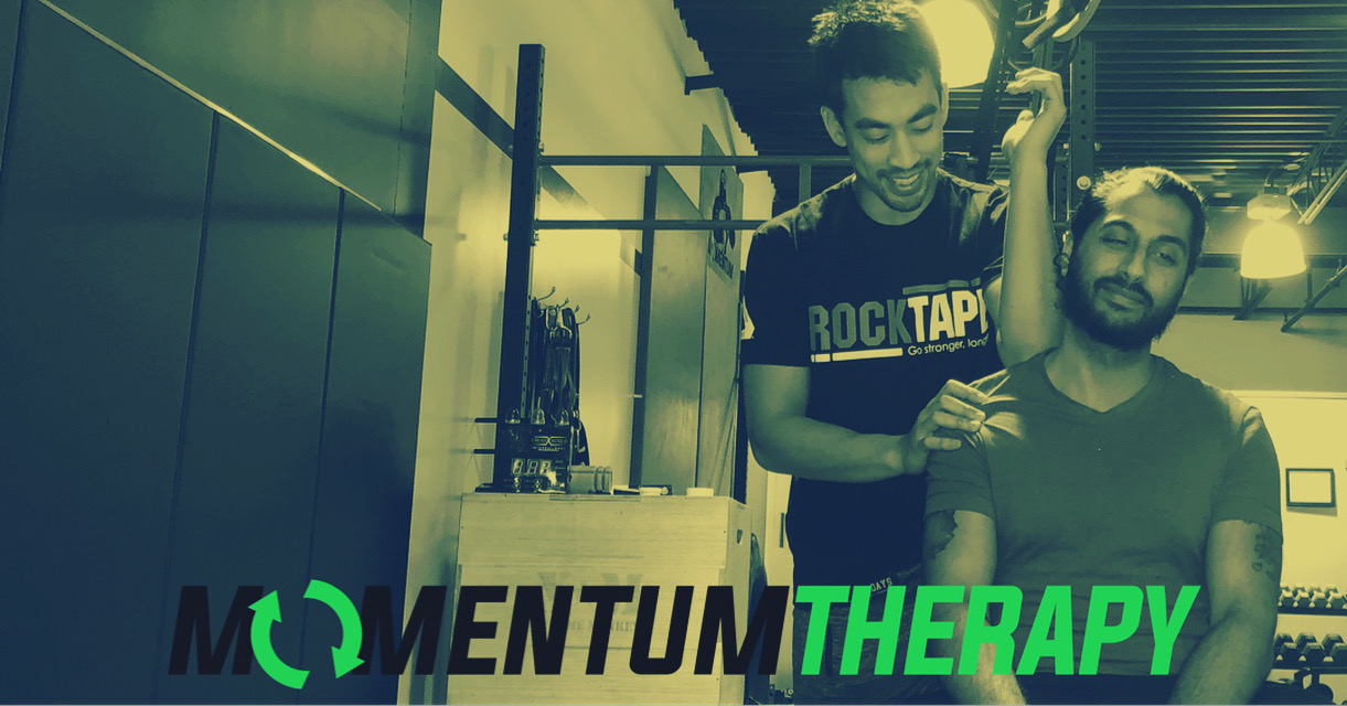 #Taclinique Momentum Therapy