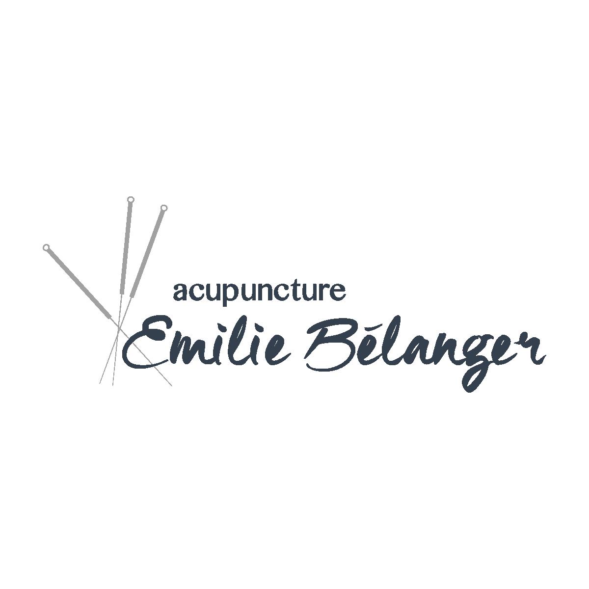 Acupuncture Emilie Bélanger