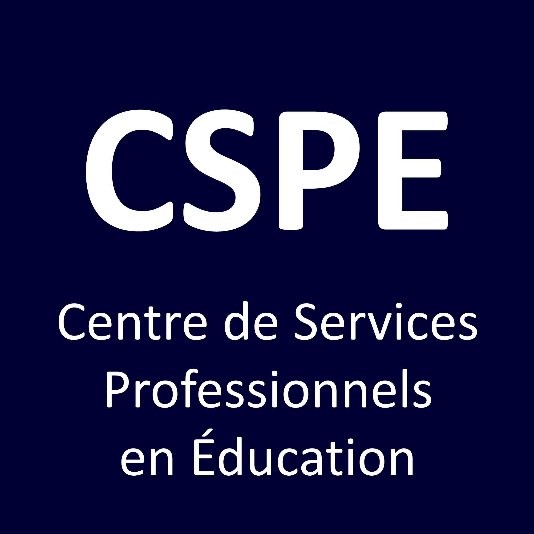 Centre de Services Professionnels en Éducation