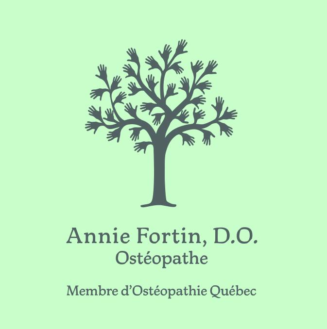 Annie Fortin Ostéopathe