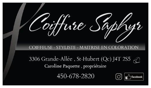 Coiffure Saphyr