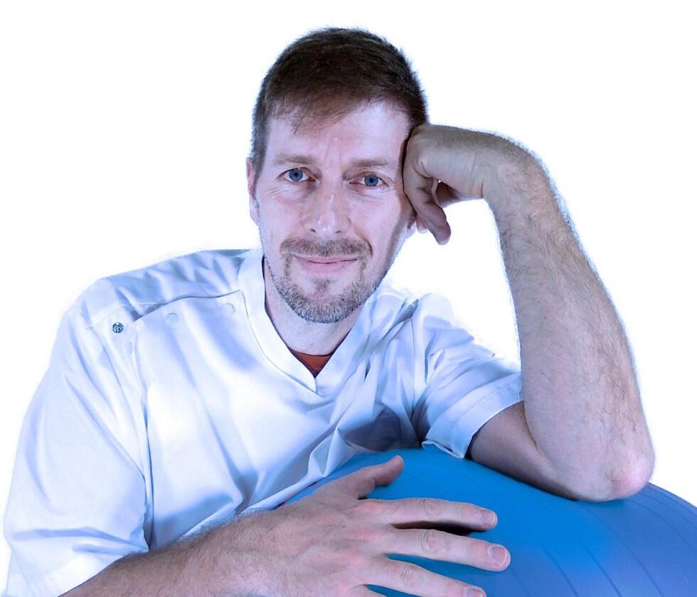 Jean-Roch Auger, ostéopathe