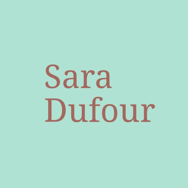 Sara D. - massothérapeute