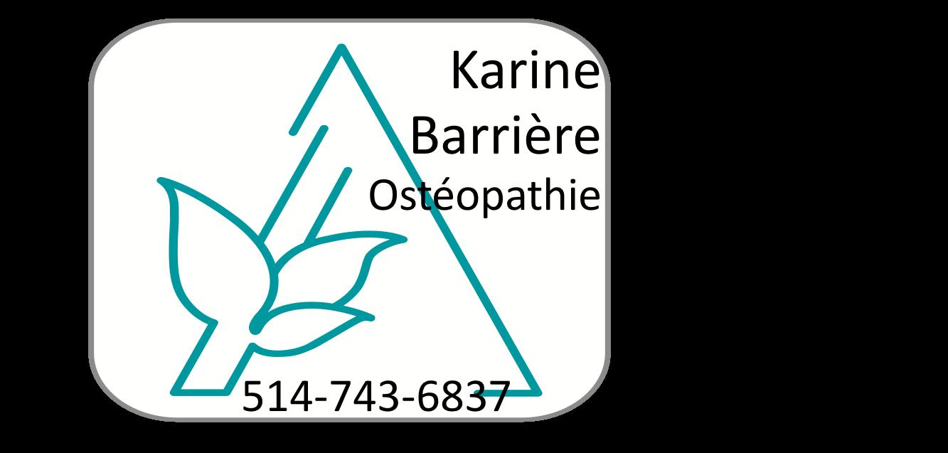 Ostéopathie Karine Barrière