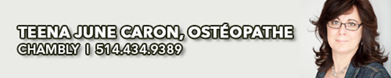 Teena June Caron Osteopathe
