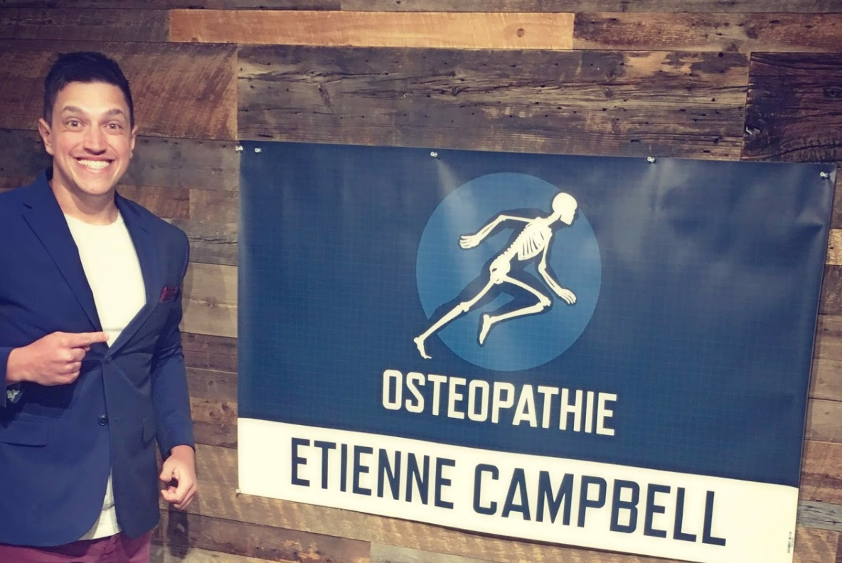 Osteopathie Etienne Campbell