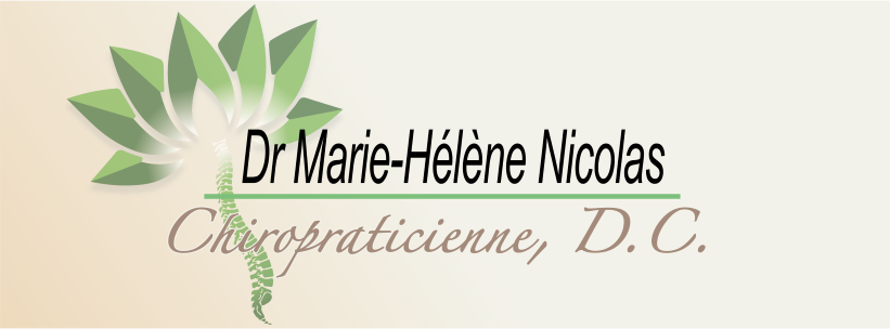 Dr Marie-Helene Nicolas, Chiropraticienne, D.C.