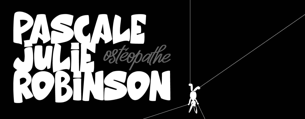 Pascale-Julie Robinson, Ostéopathe