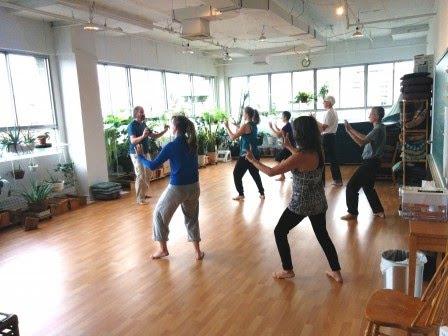 École Gilles Thibault, taijiquan, qigong et kung-fu