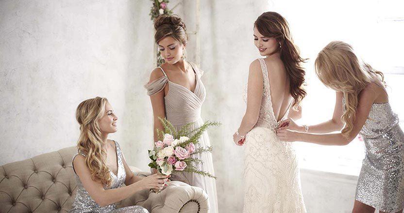 Mariage Rive-Sud et Boutique Bellissima
