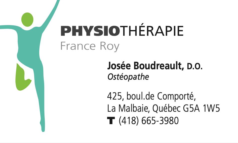 Josée Boudreault