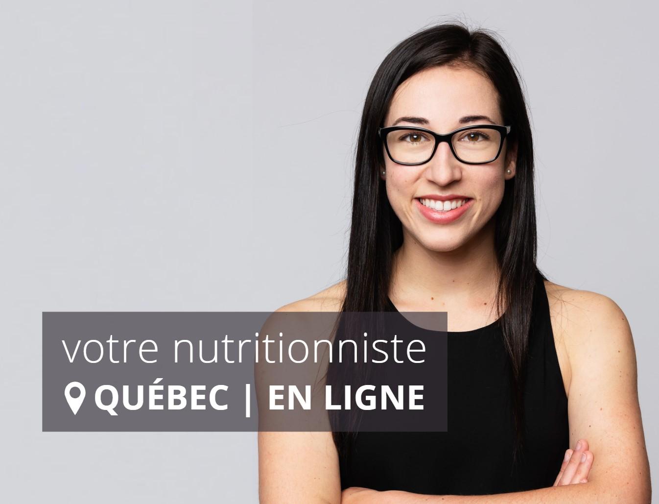 Caroline Cloutier Nutritionniste
