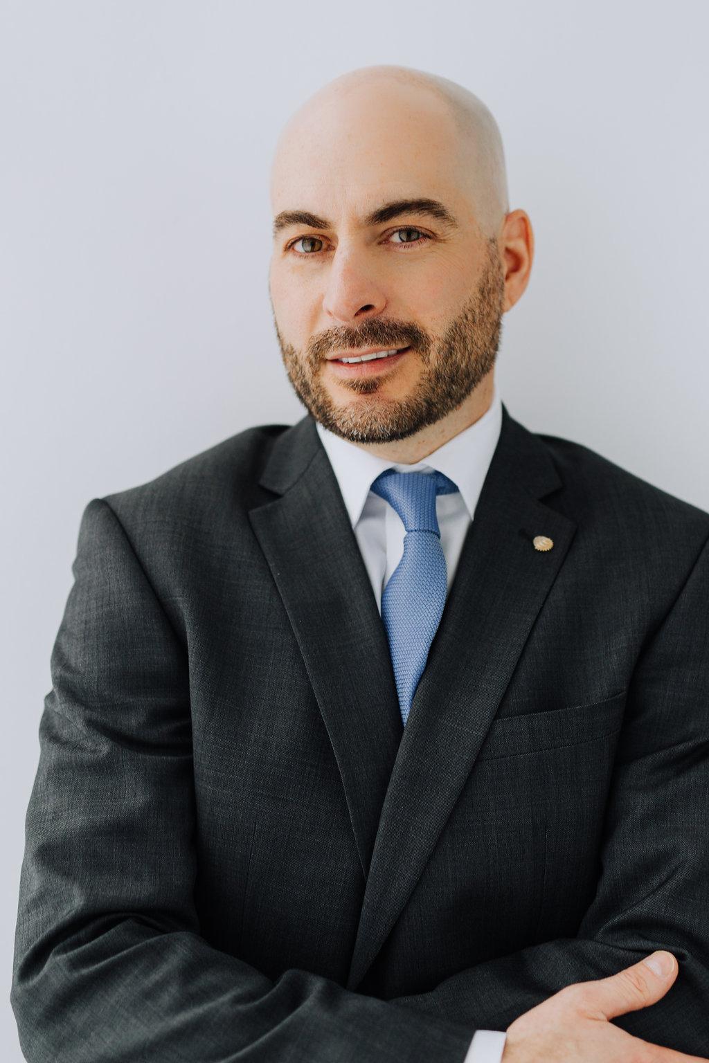 Sébastien Carreau conseiller en sécurité financière