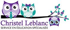 Service en éducation spécialisée, Christel Leblanc