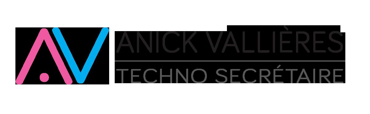 Anick Vallières Techno Secrétaire
