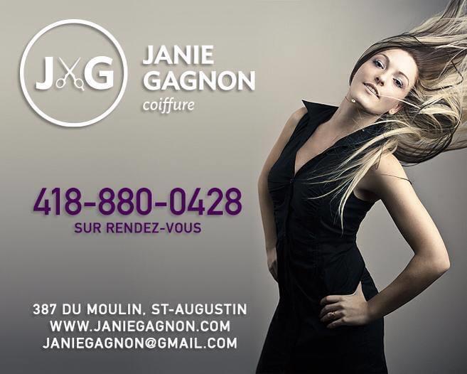 Janie Gagnon Coiffure