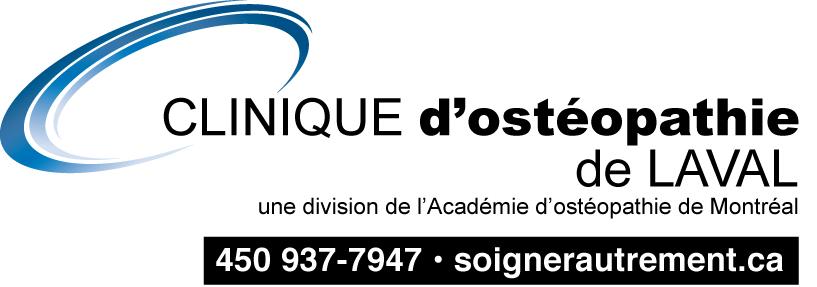 CLINIQUE D'OSTÉOPATHIE DE LAVAL