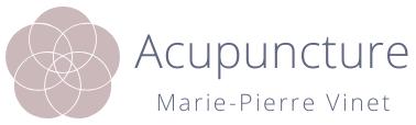 Marie-Pierre Vinet, Acupunctrice