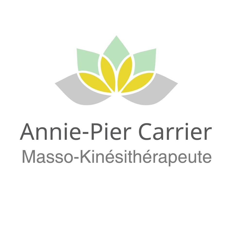 Annie-Pier Carrier masso-kinésithérapeute