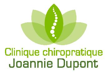 Clinique chiropratique Joannie Dupont