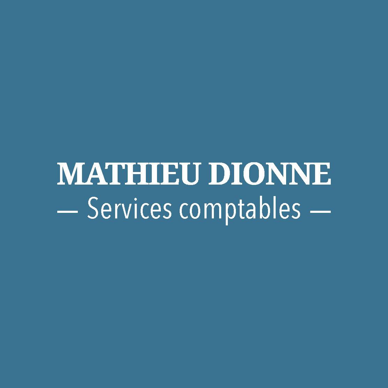 Mathieu Dionne, Services comptables