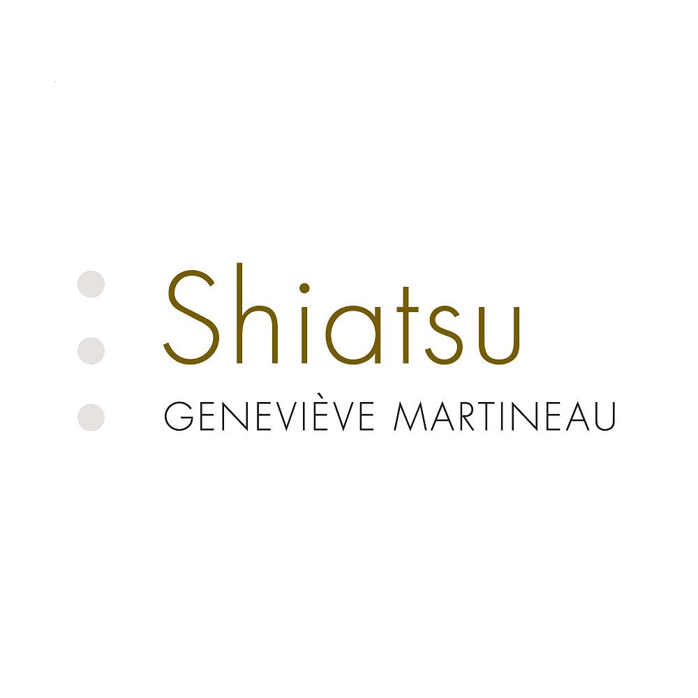 Shiatsu - Geneviève Martineau