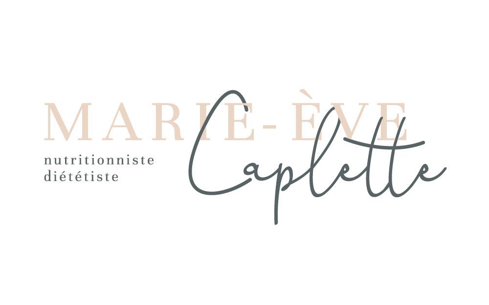 Marie-Ève Caplette Nutritionniste
