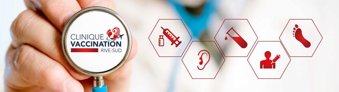 Clinique Vaccination Rive-Sud
