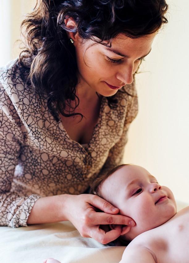 Rebecca Veillette, Ostéopathe
