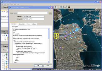 Creating Compelling Google Earth Description Balloons