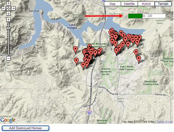 Adding a ProgressBar to Google Maps | GeoChalkboard