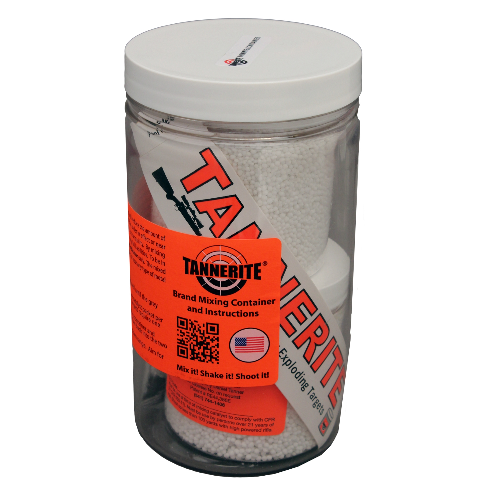 Two Half Pack (2 Pack of 1/2lb Targets)