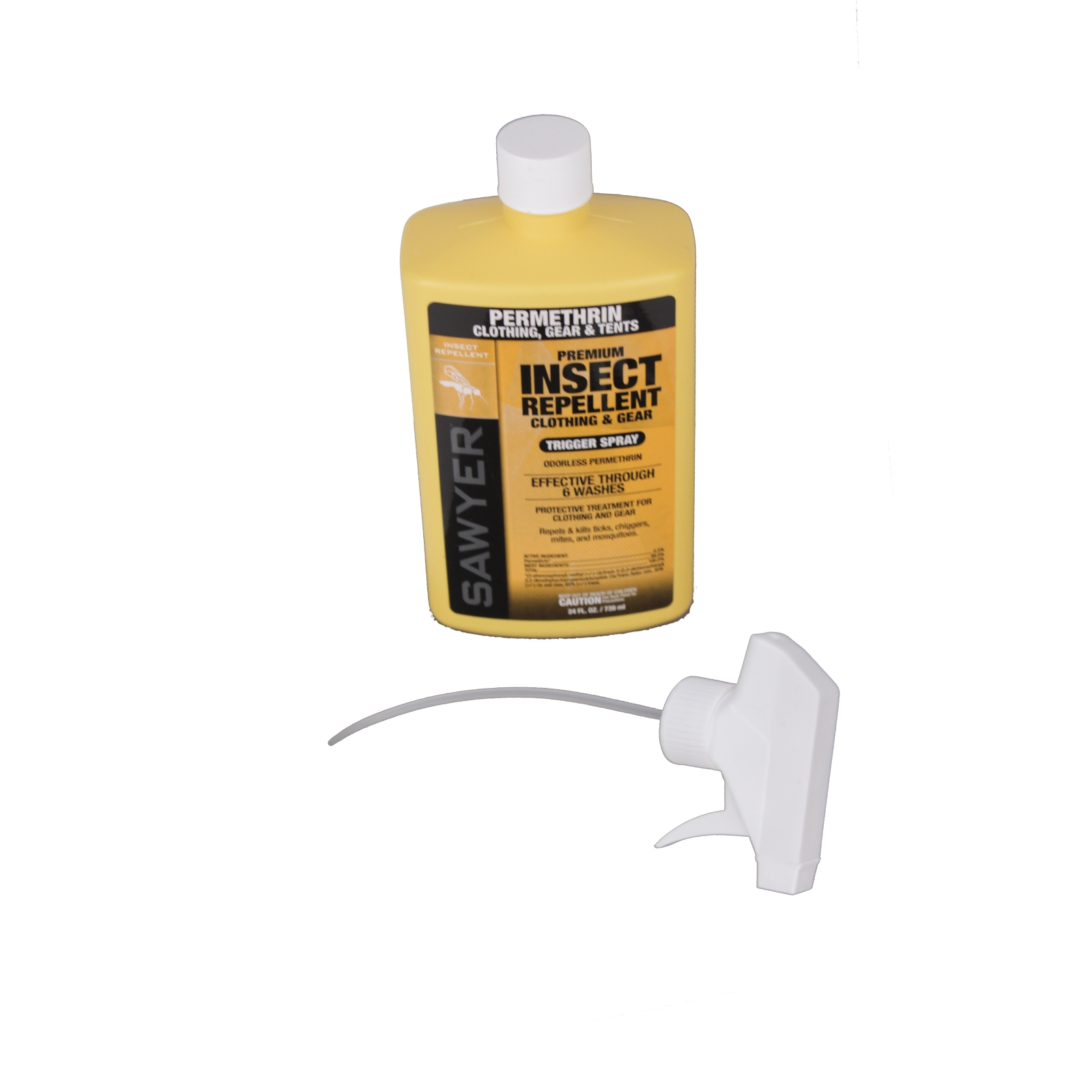 Permethrin Trigger Spray 24 oz