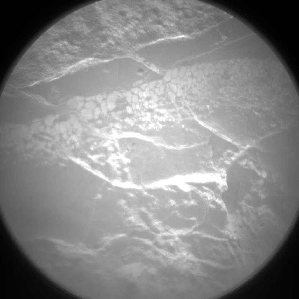 CHEMCAM, sol 157