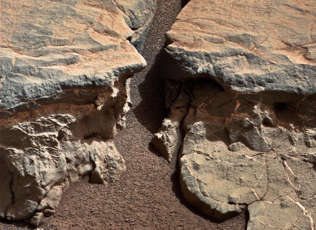 MASTCAM, sol 157