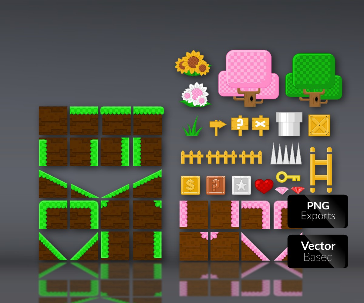Home Design Free App For Mac Pipe Country Platform Tileset Royalty Free Game Art Assets