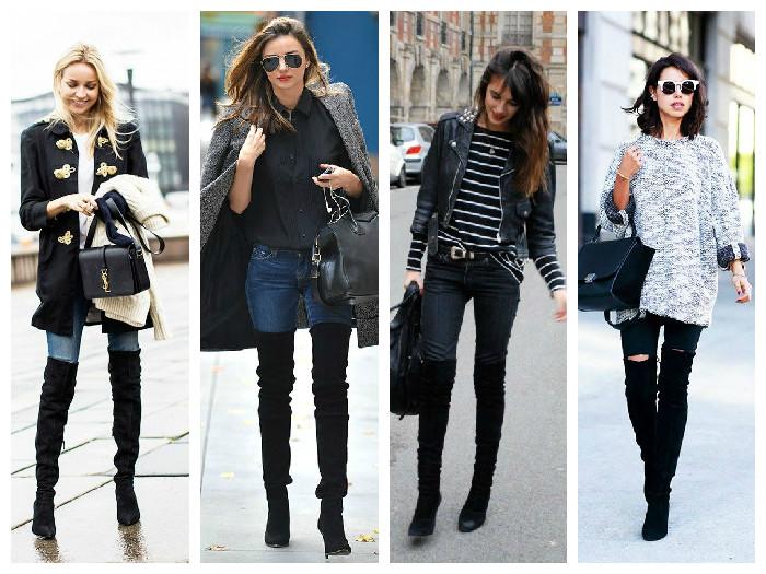 b8e2c77d008f6 Para se proteger mesmo do frio, o ideal é apostar numa jeans skinny por  baixo. Mas vale prestar atenção na calça. Com cores diferentes, você divide  a ...