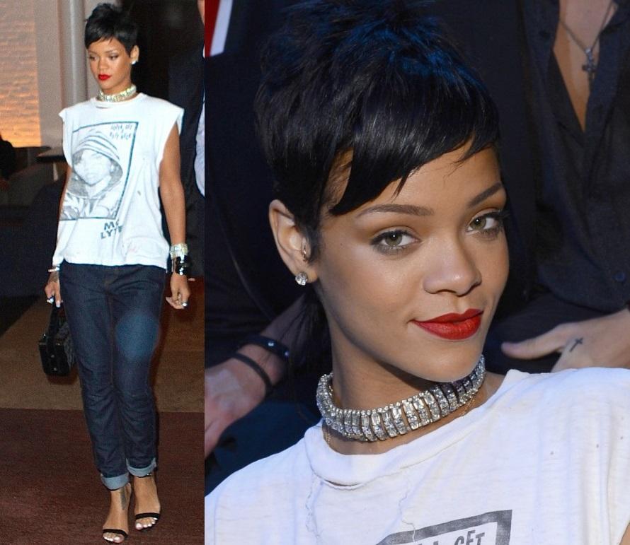 Rihanna VMA