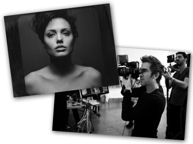 Angelina Jolie e Davis Factor