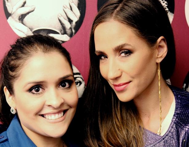 Nadia Tambasco e Paola