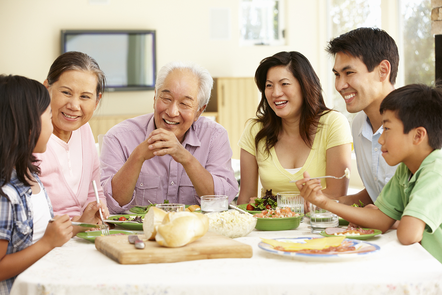 When guests visits... the Malaysian way and how to prepare your children for the visit?