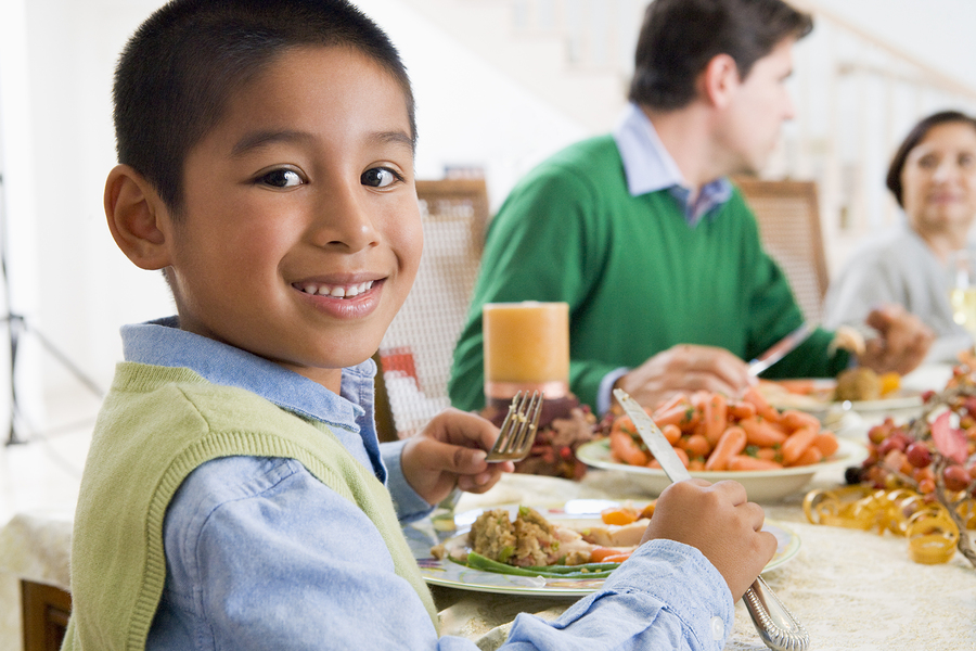 How to instill good eating habits in your children