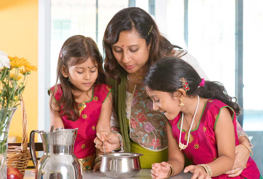 Bridging cultural gaps through cultural food