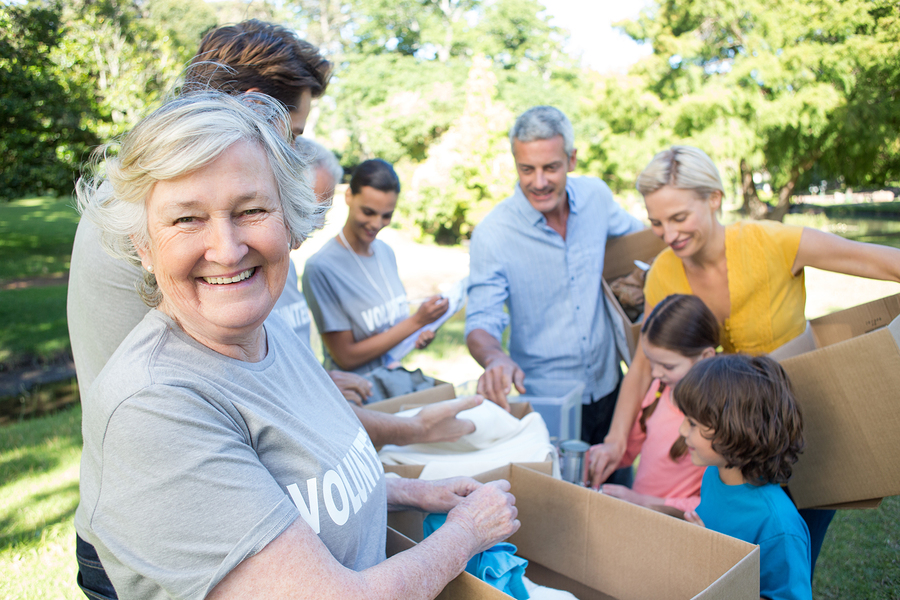 5 Benefits of being involved and volunteering in your community
