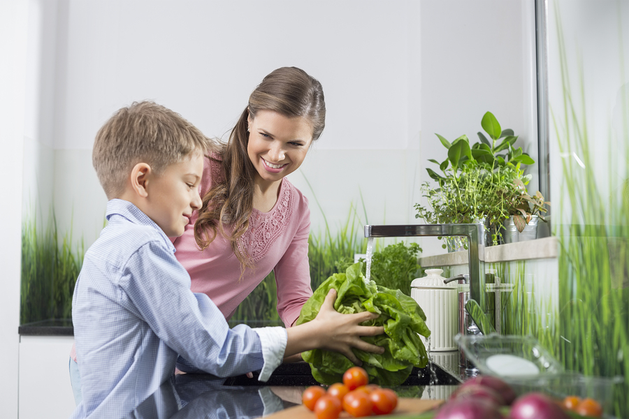 3 fun ways to encourage your children to learn about their vegetables