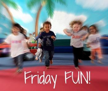 GoKids Friday FUN activities for kids