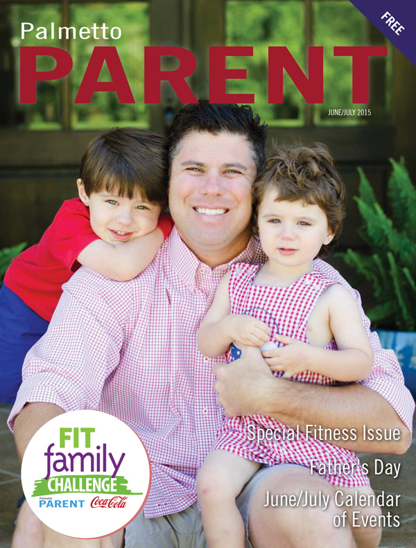 March 2015 Issue of Palmetto Parent Magazine