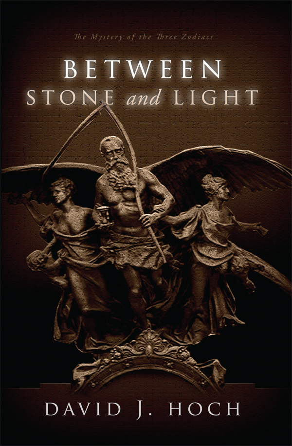 Between Stone and Light by David J. Hoch