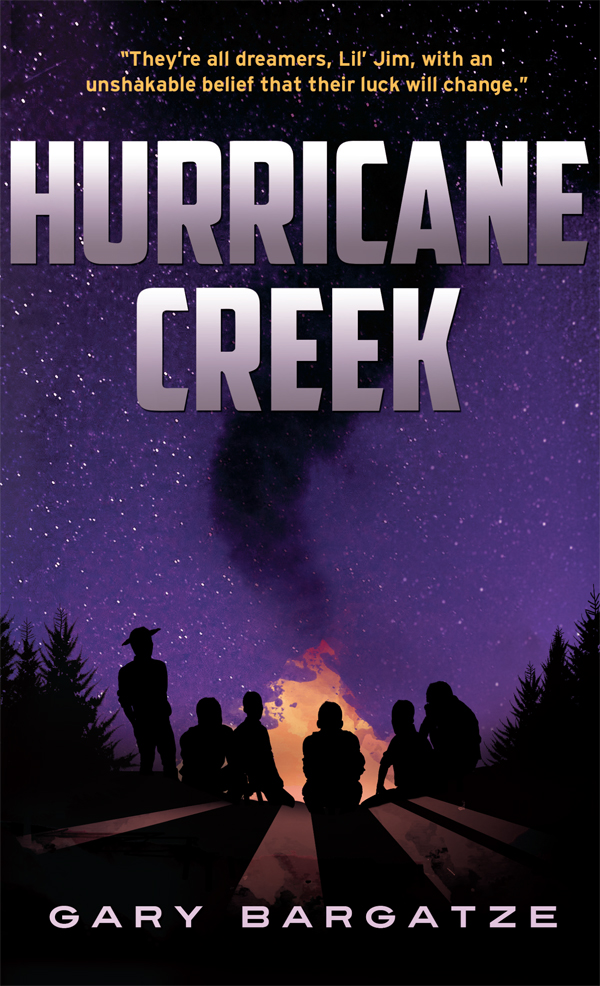 Hurricane Creek by Gary Bargatze